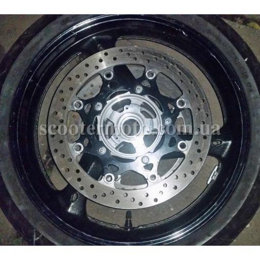 Тормозные диски Suzuki GSR 600-750, оригинал SunStar