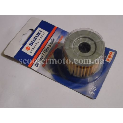 Фильтр масляный Suzuki Burgman 400 K7, K8, K9, L0, L1 - оригинал