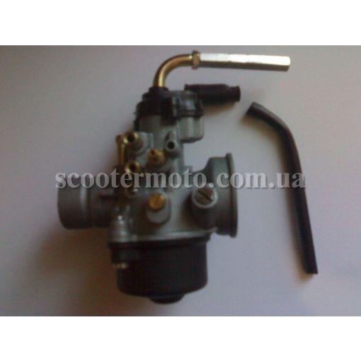 Карбюратор Dellorto, 17.5 мм, ручной подсос, копия