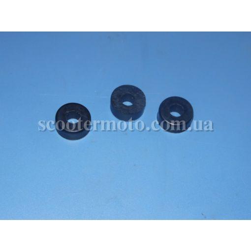 Резиновые втулки привода помпы Suzuki Katana 50, Zilion 50, водяное охлаждение