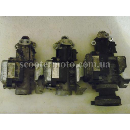 Ремонт блоков инжектора: Завышеные обороты холостого хода Honda SH 125-150