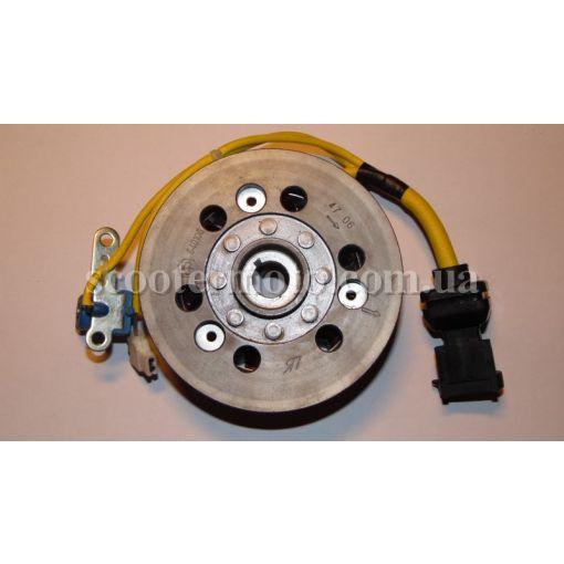 Магнит, обмотка (статор и ротор) генератора Piaggio Beverly 200, оригинал
