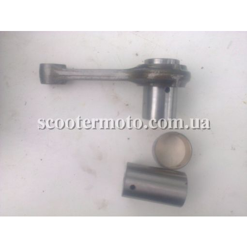 Ремкомплект коленвала - вкладыши, шатун и палец Aprilia Sportcity 125-200, Atlantic 125-200