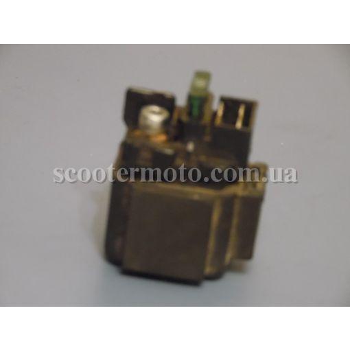 Реле стартера Honda NT 650 Deauville, VT 750, VTR 1000, NC 700, Transalp 650, Africa Twin 750, ST 1100, PC 800