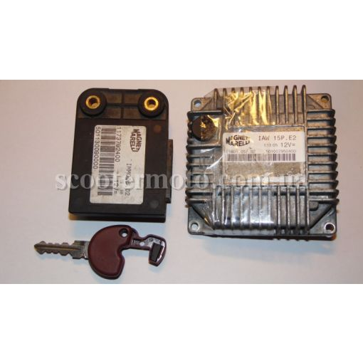 Блок управления инжектором Piaggio Beverly 400-500