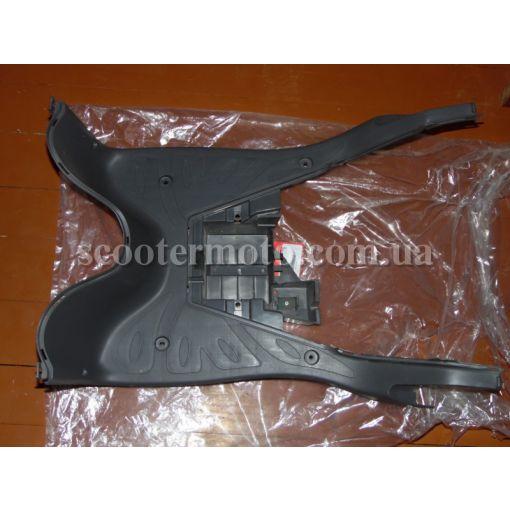 Пластик полик Honda SH 125-150, карбюраторная - 2001, 2002, 2003, 2004 г.в, оригинал