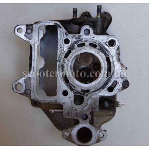 Головка цилиндра Honda Dio AF 56-57 в сборе с клапанами