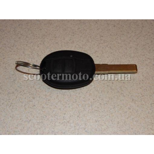 Ключ, пульт с чипом Piaggio Beverly 350