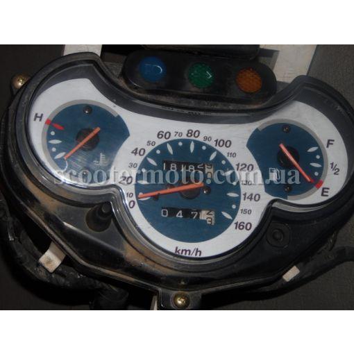 Приборная панель Honda SH 125-150, карбюраторная, 2001-2002-2003-2004 года, оригинал