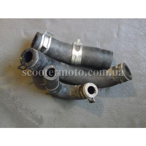 Патрубки, шланги радиатора, термостата, помпы Honda SH 125-150 - 2013-2014-2015-2016 года