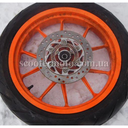 Задний диск KTM Duke 125-200-250-390 с тормозным диском