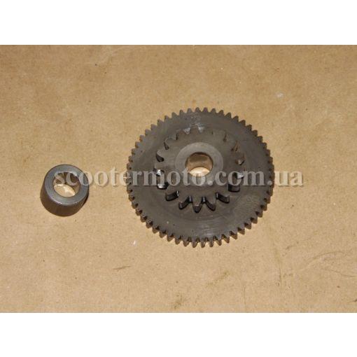 Шестерня стартера промежуточная Aprilia Scarabeo 125-150