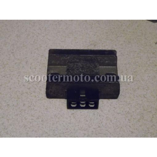 Реле зарядки, реле регулятор Piaggio Liberty 125-150 Sun Hybrid