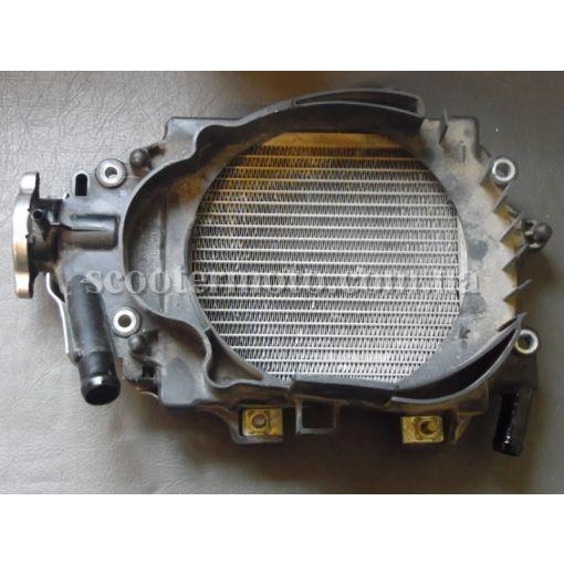 Радиатор Honda SH 125-150, 2013-2014-2015-2016 года