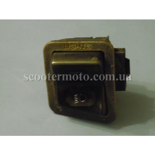 Кнопка переключатель дальнего - ближнего света Honda SH 125-150, оригинал