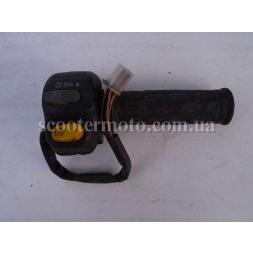 Пульт с кнопками и ручкой газа Malaguti Centro 50-125-150-160