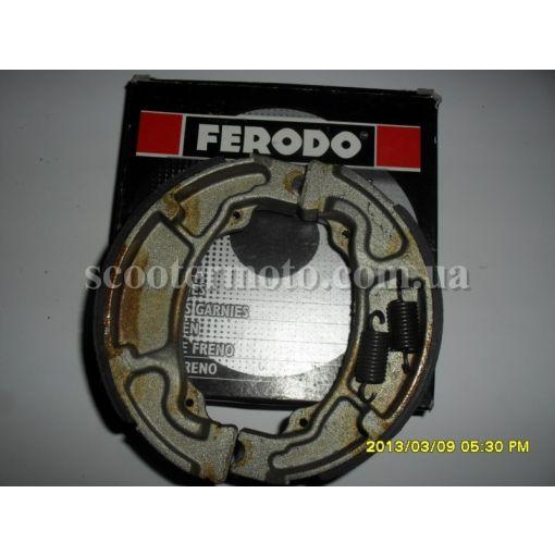 Колодки тормозние Honda SH125-150 FERODO