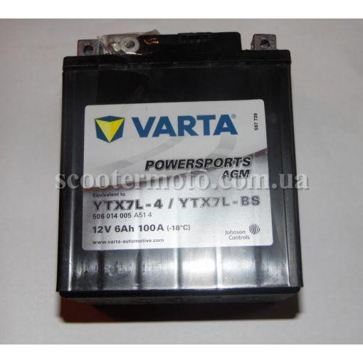 Аккумулятор Honda SH 125-150, YUASA, Varta, Exide, Bosch, качественный