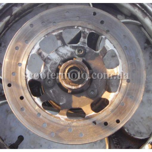 Тормозной диск передний Viper F1 50-125-150, Storm 50-125-150