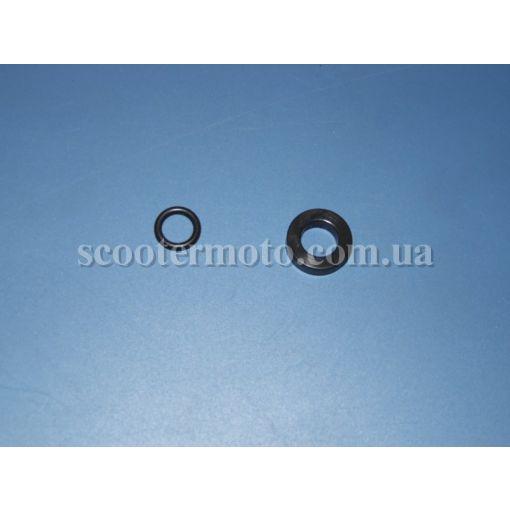 Уплотнительное кольцо форсунки Suzuki Lets 4, Address 4 тактный, оригинал